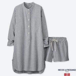 ユニクロやるなぁ。 清涼素材でデザイン性もある「パジャマ」は買い。