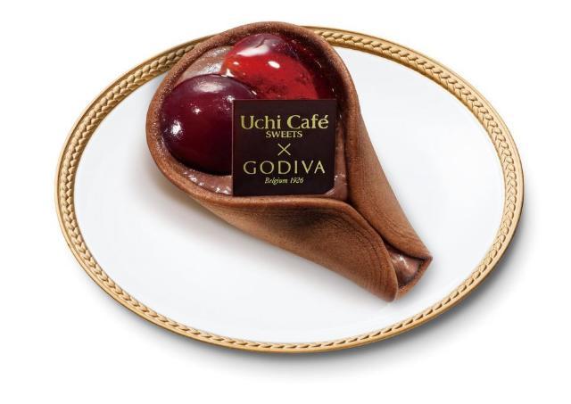 まるでブーケのような華やかさ! ローソン×ゴディバの新作は食べなきゃ損。