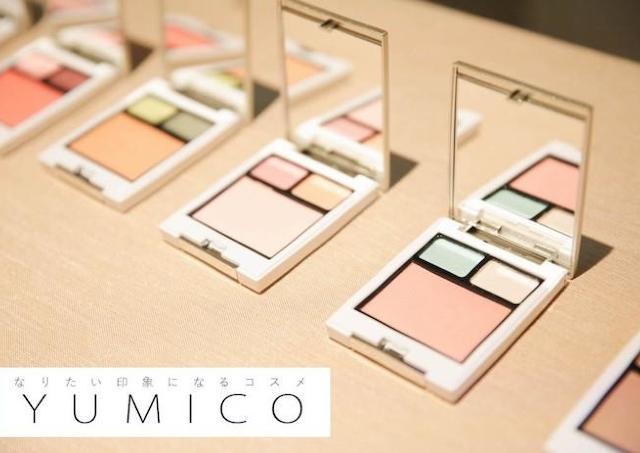 体験型コスメ店「なりたい印象になるコスメ YUMICO」期間限定オープン