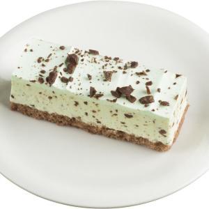 チョコミン党に朗報! スシローで大ヒットした「アイスケーキ」が復活するよ~