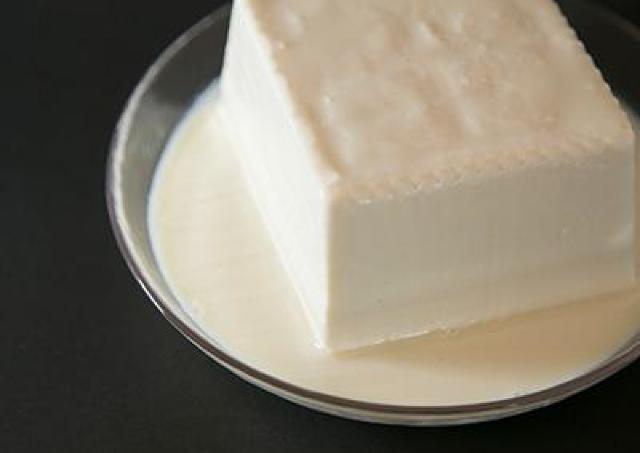 栄養価が高いのにカロリーが控えめ。豆腐の魅力を味わって。
