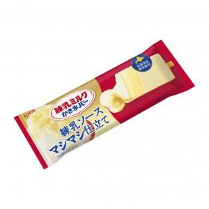 こういうのがいいんだよ! 練乳ソースマシマシのアイス。