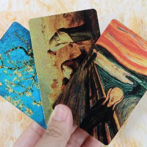 これでいつでも化粧直しできる! 100円「カードミラー」が可愛くて便利。