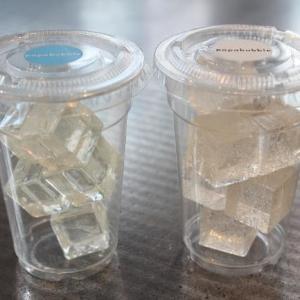 「溶けない氷」がのどを潤す...? その正体は。