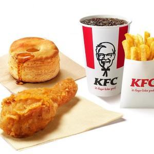 超待ってた。 KFCで「500円ランチ」再び! 土日も買えるよ~。