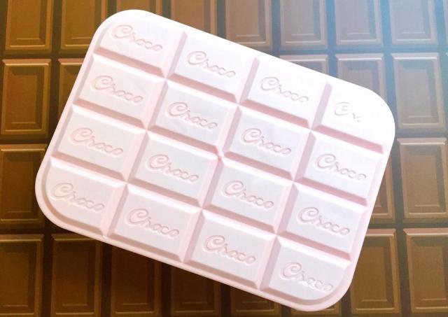 「Qpot.みたい」との声も! セリアの「チョコ風タッパー」がスルーできない可愛さ