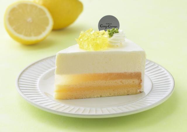 酸味と塩味の神バランス! コージーコーナーに「塩レモン」スイーツ3種登場。