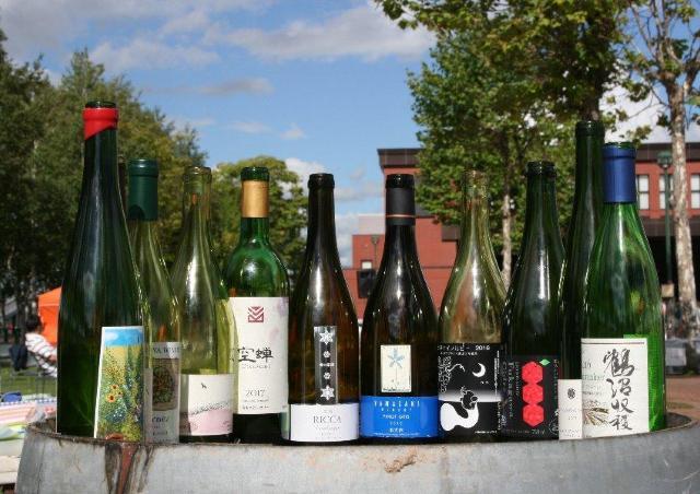 初秋の空の下、空知ワインを楽しもう!