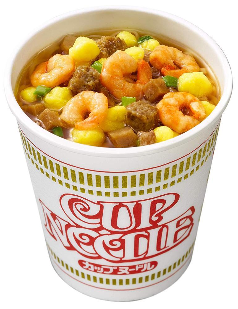 8月25日は即席ラーメン記念日 今売れてる「カップ麺」ランキング