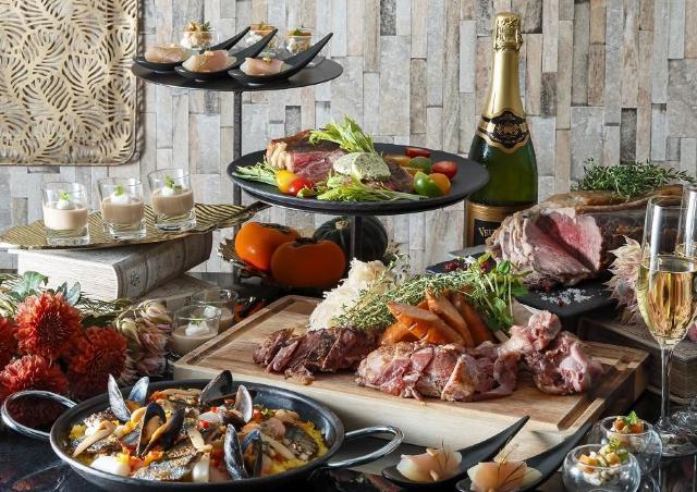 世界の肉料理が集結! バラエティ豊かなラインアップを堪能しよう