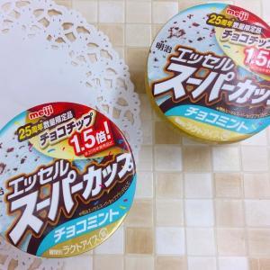 チョコチップ1.5倍だと! 進化したスーパーカップの「チョコミント」食べてみた。
