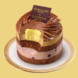 美味しいに決まってる! ローソン×ゴディバ新作は「キャラメルバナナ&ショコラ」