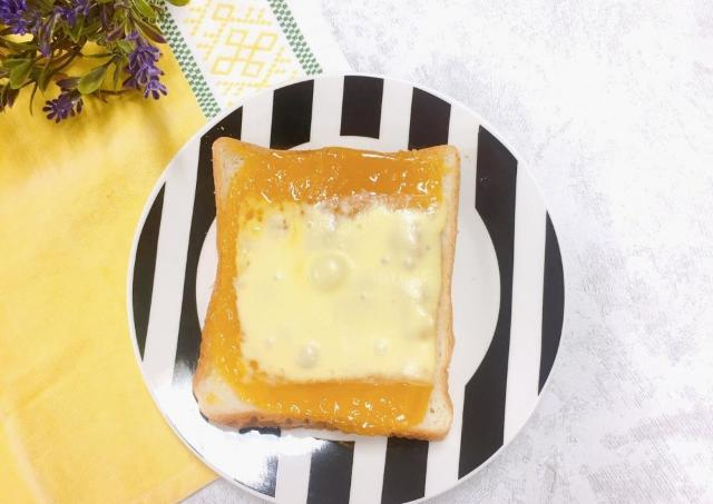 「やっっっばいトーストが出来てしまった」 セブン和菓子を使った大注目アレンジ