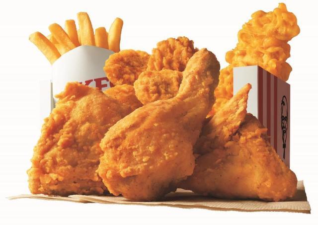 KFCでいろいろ30%オフ 思いっきり食べるチャンスだよ~!