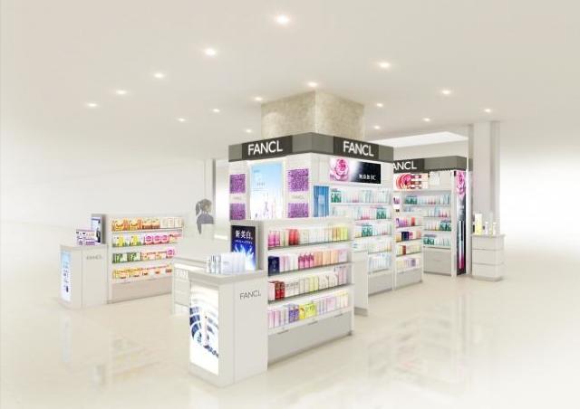 ファンケル札幌三越店がリニューアルオープン