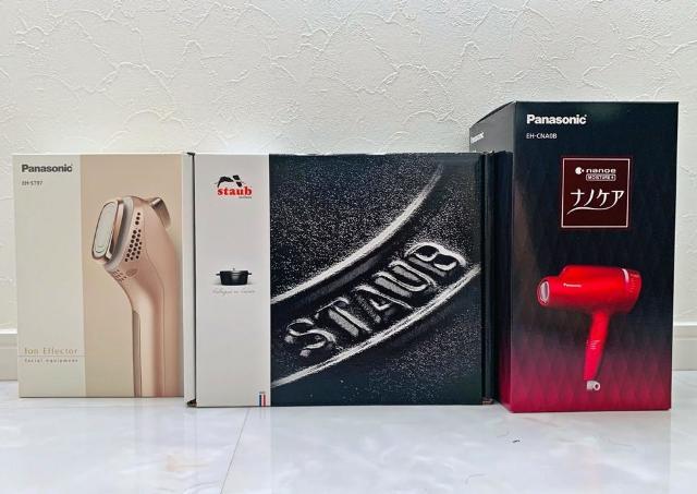 増税前にQoo10で「憧れの美容家電」大人買いしてみた。【編集部レポ】