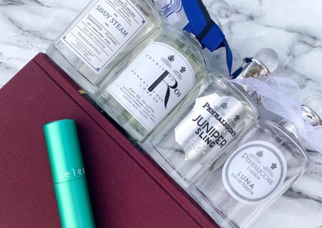 欲しかったのあれこれ試せる! 香水の量り売り、便利かも。