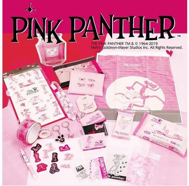 可愛さ100点超 歌姫もコラボした ピンクパンサー がダイソーで大量出現中 東京バーゲンマニア