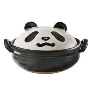 これは即完売の予感! カルディの数量限定「パンダ鍋」がたまらん可愛さ。