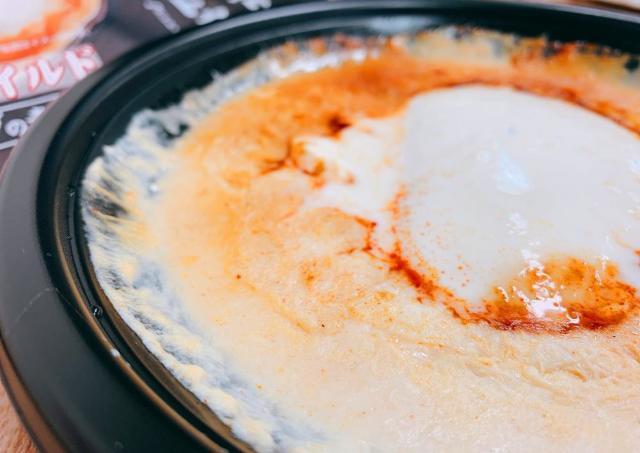 「低カロリーなのにめっちゃ満足」 レンチンでできる豆乳スンドゥブ、手軽でよき。