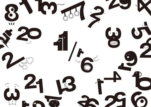 楽しい「すうじのつぶやき」を手づくりカレンダーに