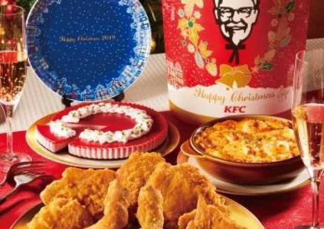 Xmasの食卓には欠かせない! KFCに今年も豪華な「パーティバーレル」登場