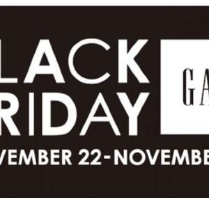 全商品50%オフ! Gapの「ブラックフライデー」セールは見逃せない!