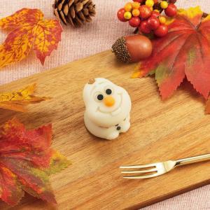 なんて可愛いんだ...! アナ雪「オラフ」の和菓子がセブンに出現