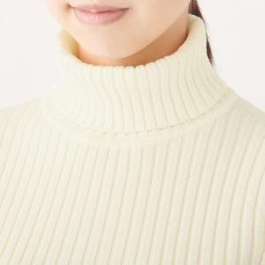 首のチクチクに困ってる人へ。 無印良品で話題のセーター知ってる?