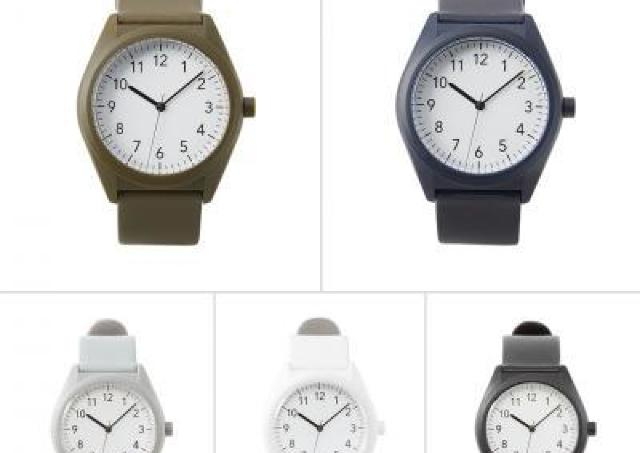 急いでチェック。 無印「ソーラー時計」に限定色追加、しかも今ならお得!