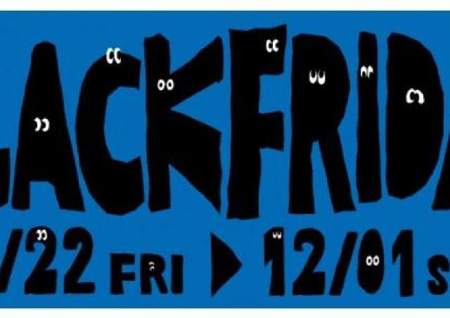 人気ブランド最大50%オフ! ららぽ、ラゾーナ、ダイバーシティで史上最大級の「BLACK FRIDAY」