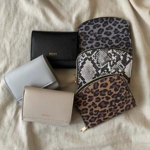 3COINSの高見え「ミニ財布」が新入荷。 作りの良さにびっくり!