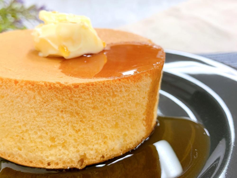 ローソン ホット ケーキ