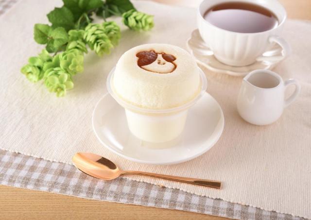 ミルク感と可愛さアップ。 ファミマの大ヒットスイーツが新境地!
