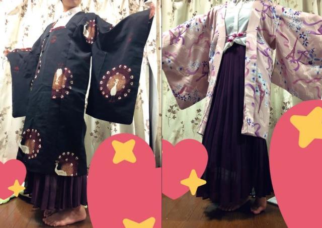 GUアイテムを使った「袴コーデ」がブームの兆し? 愛用者に着こなし聞いてみた。