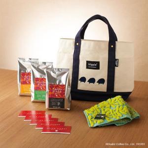 エクセルシオールの「福袋」は500円から! ハリネズミのトートめちゃかわ。