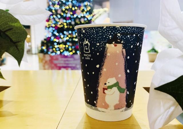 これは捨てられない...。 マチカフェのドリンクカップ、可愛いすぎでは?