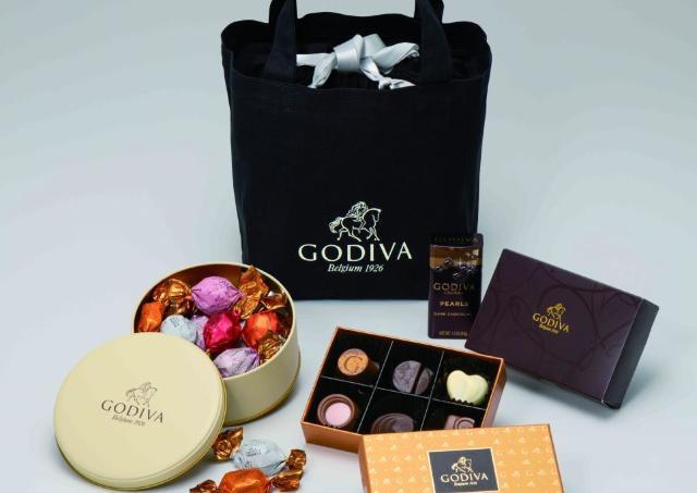 約7500円分の高級チョコが3000円! 今すぐゴディバに行くしかない。