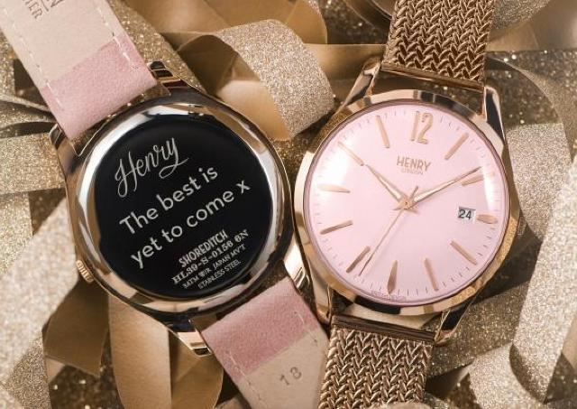 英国の腕時計ブランド「ヘンリーロンドン」がクリスマスイベント