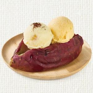 レア焼き芋に新しい芋スイーツ...「芋博」開催中