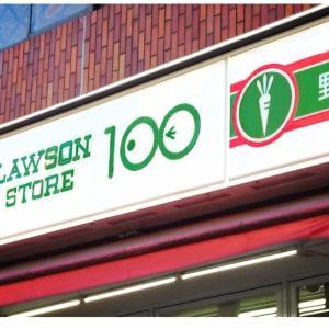 大掃除も100円で! ローソン100で掃除道具買うとポイントもゲット。