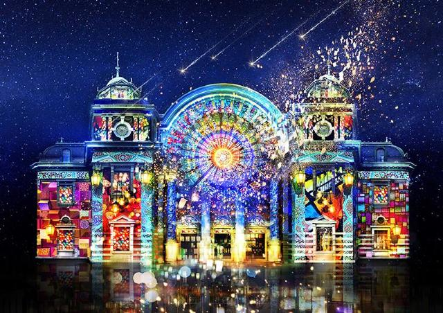 水の都を彩る光の競演「OSAKA光のルネサンス2019」