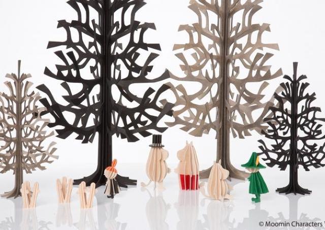 人気ブランドの雑貨がズラリ「北欧屋台 クリスマスマーケット」