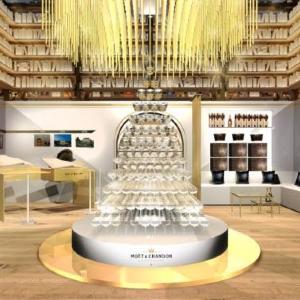 シャンパン「モエ アンペリアル」 誕生150周年を締めくくるホリデーイベント