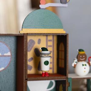 スタバの可愛すぎるミニフィギュア「Coffee Santa」 もらう方法は?