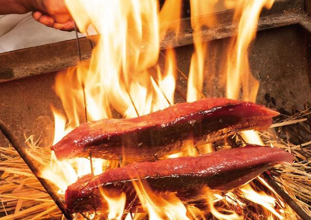 池袋行かなきゃ! 「お魚総本家」オープン記念で魚料理すべて半額だよ~。