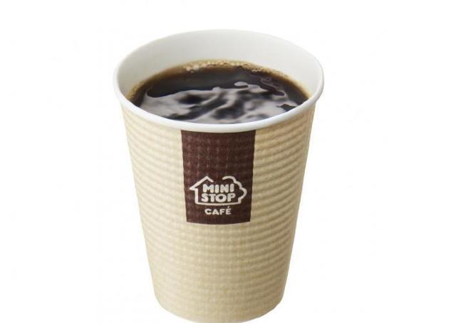 ミニストップさんに感謝! 「ホットコーヒー」が1杯86円の新価格になるよ~