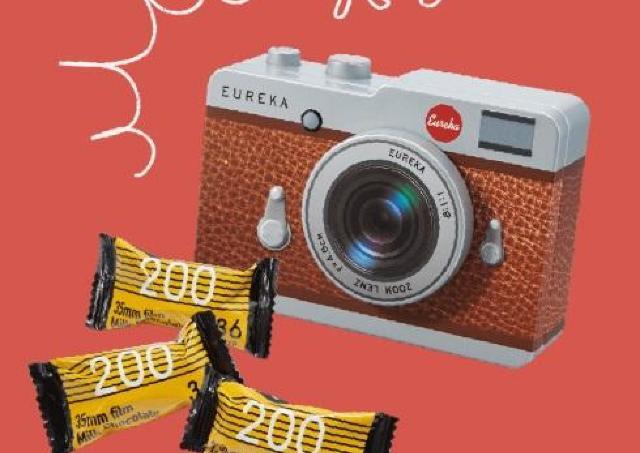 「品切れも納得のかわいさ」 カルディの「カメラ缶」チョコ、今年も人気間違いなし!