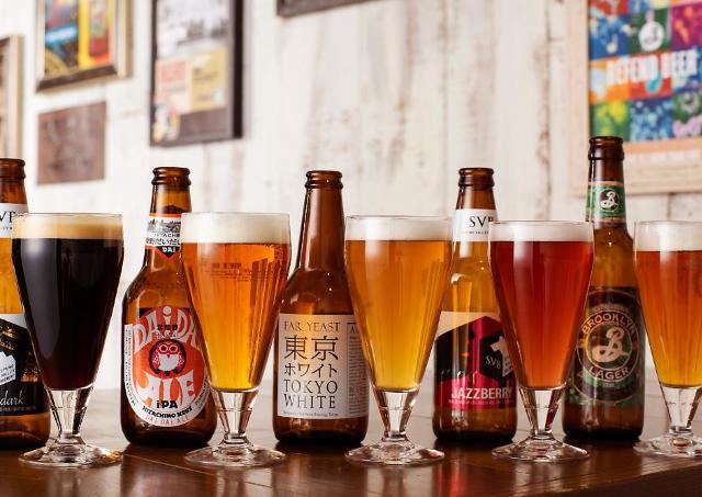 クラフトビール好き必見! グビグビ飲めるお得な店、目黒にオープンするよ。