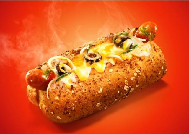 サブウェイから初の「焼きサンド」登場! とろ~っとあふれ出すチーズ...クセになりそう。